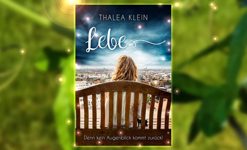 Lebe - Denn kein Augenblick kommt zurück! Book Cover