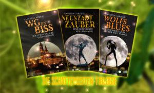 Schattenseiten-Trilogie Vanessa Carduie