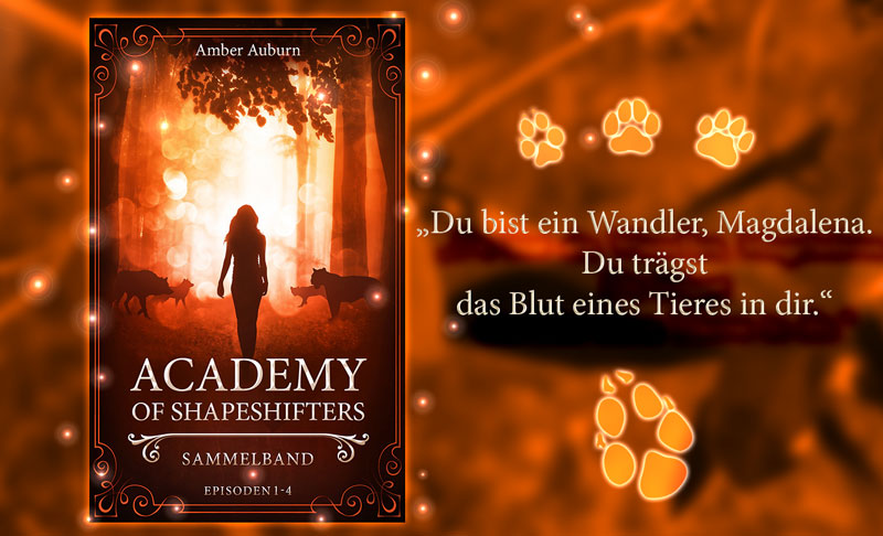 Academy of Shapeshifters – Sammelband 1