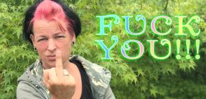 Homophobie? Transphobie? – FUCK YOU!