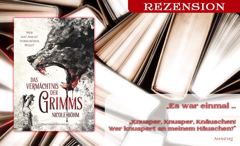 Das Vermächtnis der Grimms Rezension