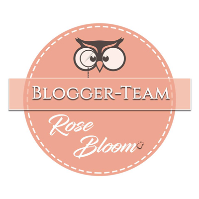 Bloggerteam Rose Bloom